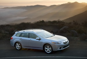 Wagon Added to Acura TSX Line-up For 2011