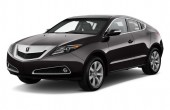 2011 Acura ZDX Photos