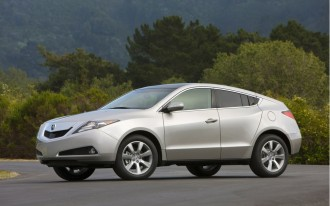 2011 Acura ZDX: Gorgeous, But Still Pricey And Perplexing