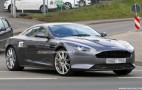 Spy Shots: 2011 Aston Martin DB9 Facelift
