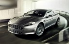Aston Martin Rapide Production Moving To UK In 2012