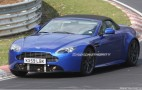 Spy Shots: Aston Martin Vantage Roadster Facelift