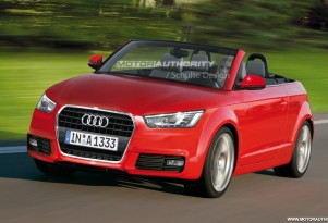2011 Audi A1 Convertible preview