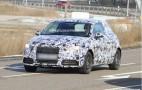 Spy Shots: 2011 Audi A1