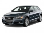 2011 Audi A3 4-door HB S tronic 2.0T FrontTrak Premium Angular Front Exterior View