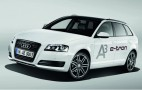 Audi Presents Battery-Powered A3 e-tron Prototype