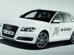 2011 Audi A3 e-tron prototype