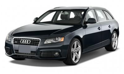 2011 Audi A4 Photos