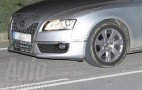 2011 Audi A5 Sportback Spied, Centennial Concept Coming