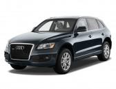 2011 Audi Q5 quattro 4-door 3.2L Premium Plus Angular Front Exterior View
