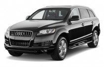 2011 Audi Q7 quattro 4-door 3.0L TDI Premium Angular Front Exterior View