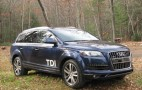 2013 Audi Q7 TDI SUV Gets All-New, More Powerful Diesel