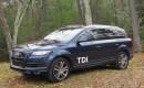 2011 Audi Q7 TDI Clean-Diesel SUV: Quick Drive