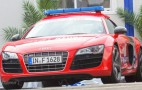 2011 Audi R8 Le Mans Safety Car: First Look