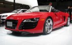 Gallery: 2011 Audi R8 Spyder and e-Tron Live From Los Angeles