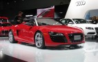 2011 Audi R8 5.2 Spyder quattro V10 Priced From $161,000