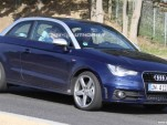 2011 Audi S1 spy shots