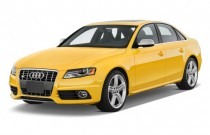 2011 Audi S4 4-door Sedan Manual Premium Plus Angular Front Exterior View