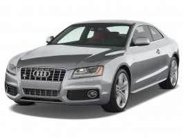 2011 Audi S5 2-door Coupe Auto Premium Plus Angular Front Exterior View