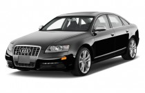 2011 Audi S6 4-door Sedan Prestige Angular Front Exterior View