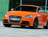 2011 Audi TTS Coupe - Interior