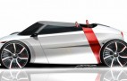 Audi Urban Spyder Concept: 2011 Frankfurt Auto Show Preview