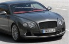 Spy Shots: 2011 Bentley Continental GT, Reveal Coming September 7