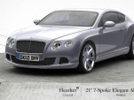2011 Bentley Continental GT visualiser live2011