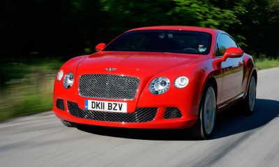 2011 Bentley Continental GT Photos