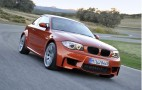 2011 BMW 1-Series M Coupe Weighed: 3,351 Pounds