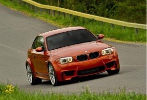 2011 BMW 1-Series M Coupe first drive