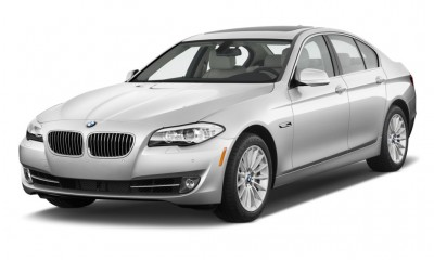 2011 BMW 5-Series Photos