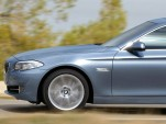 2011 BMW 5-Series Long Wheelbase sedan rendering