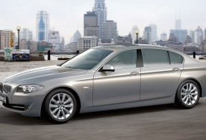 2011 BMW 5-Series Long Wheelbase