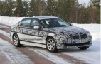 Spy Shots: 2011 BMW 5-Series Long Wheelbase Sedan