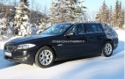 Spy Shots: 2011 BMW 5-Series Touring