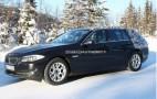 Spy Shots: 2011 BMW 5-Series Touring