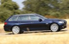 2011 BMW 5-Series Touring Unveiled At Leipzig Motor Show