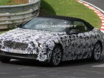 2011 BMW 6-series Cabrio spy shots