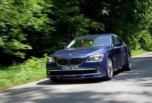 2011 BMW Alpina B7 Sedan