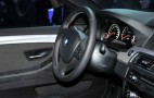 BMW Concept M5 Interior Leaked
