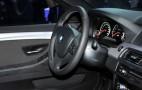 BMW Concept M5 Interior Leaked