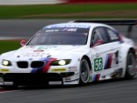 2011 BMW M3 GT Intercontinental Le Mans Cup race car