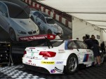 BMW Team RLL preps for the 2011 Mosport Grand Prix