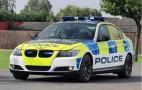 UK Criminals Delight: New BMW Police Cars Unveiled