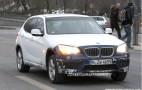 Spy Shots: 2012 BMW X1 M Sport Package