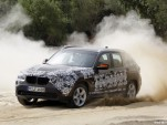 2011 bmw x1 official spy shots 037