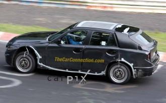 2011 BMW X1 Spied!