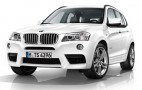 2011 BMW X3 M Sports Package Revealed