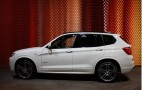 2010 Paris Auto Show: 2011 BMW X3 Live Photos (With iPad!) 